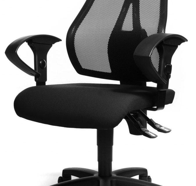 Bureaustoel Open Point P – in 10 kleuren   TopStar