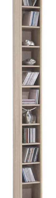 CD DVD Kast – Eiken | FD Furniture