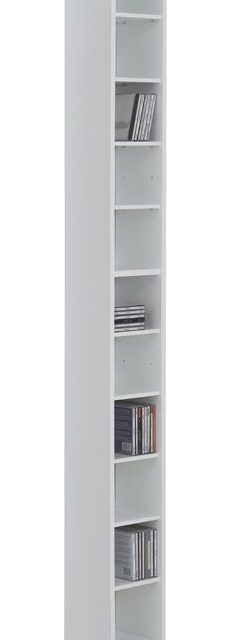 CD DVD Kast – Wit | FD Furniture