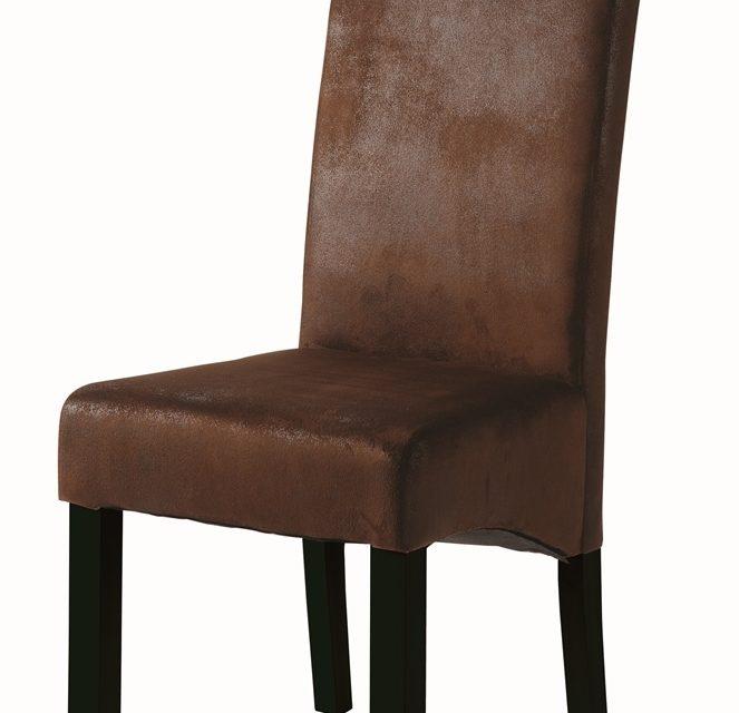 Eetkamerstoel Danio in Bruin   Young Furniture