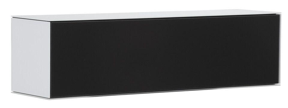 Fristi Hangkast 90 cm breed – Wit met zwart | Bermeo