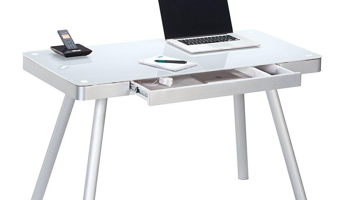 Laptoptafel Urban – Wit 120 cm | Bermeo