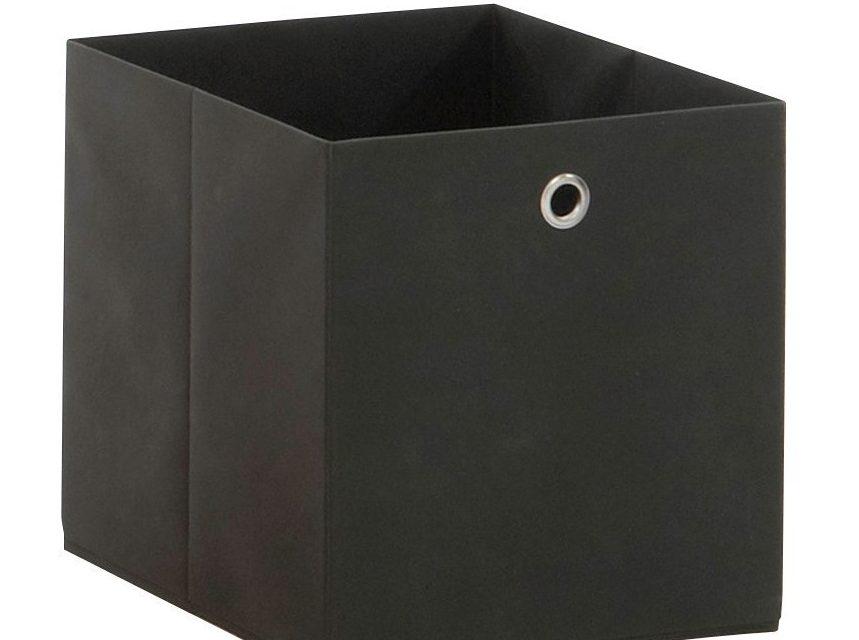 Opbergbox Mega – Antraciet |