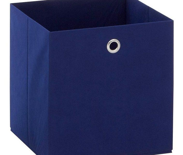 Opbergbox Mega – Blauw |