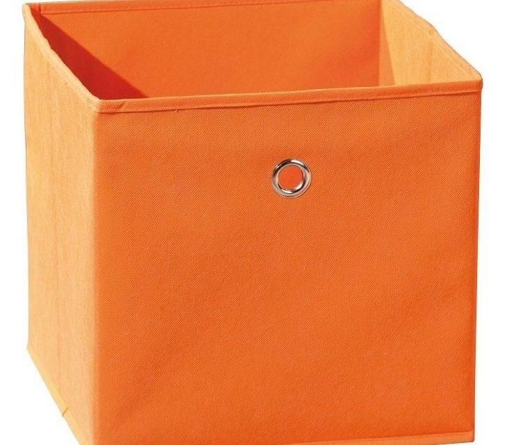 Opbergbox Mega – Oranje |