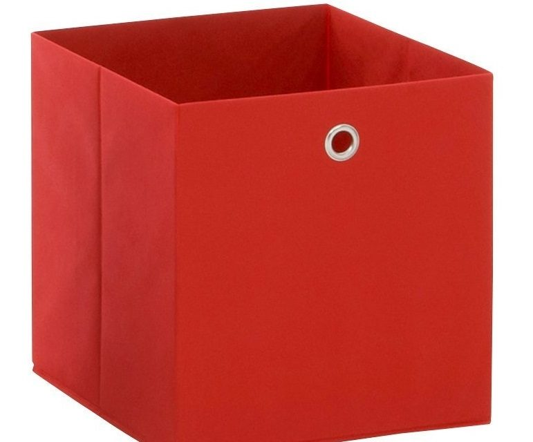 Opbergbox Mega – Rood |