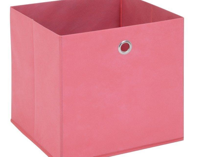 Opbergbox Mega – Roze |