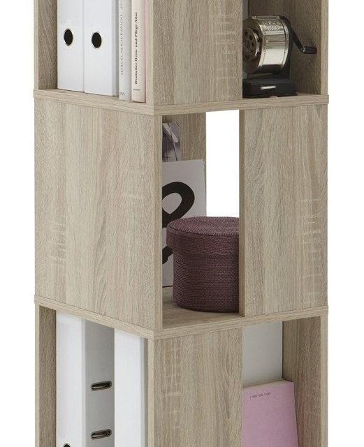Rotator Ordnerkast 108 cm hoog – Eiken | FD Furniture