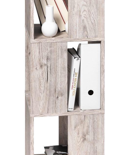 Rotator Ordnerkast 108 cm hoog – Zand Eiken | FD Furniture