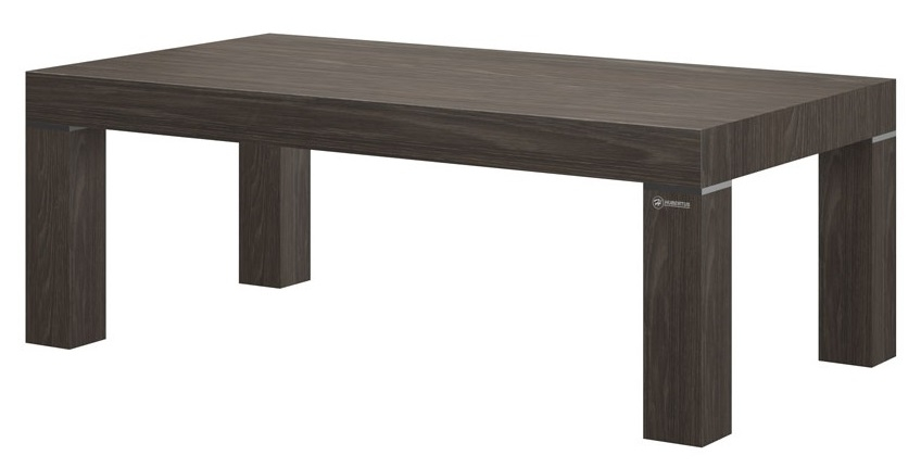 Salontafel Perry 120 cm breed – Sheffield Umbra | Hubertus Meble