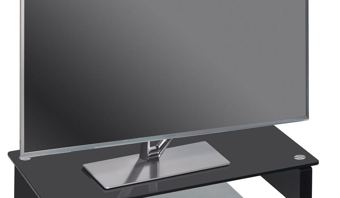 Tv-meubel Atlas 60 cm breed – Zwart | Bermeo