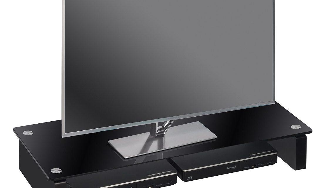 Tv-meubel Atlas 82 cm breed – zwart | Bermeo