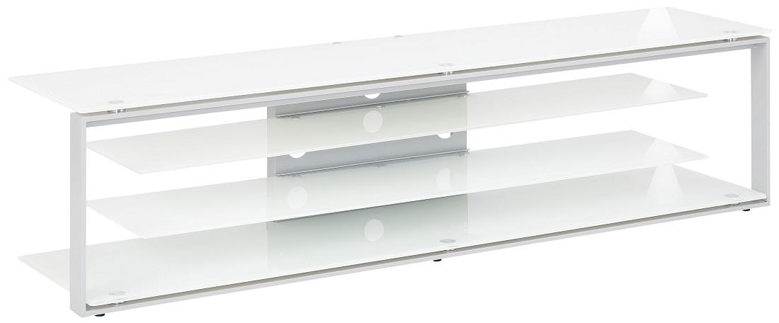 Tv-meubel Best 170 cm breed – Wit | Bermeo