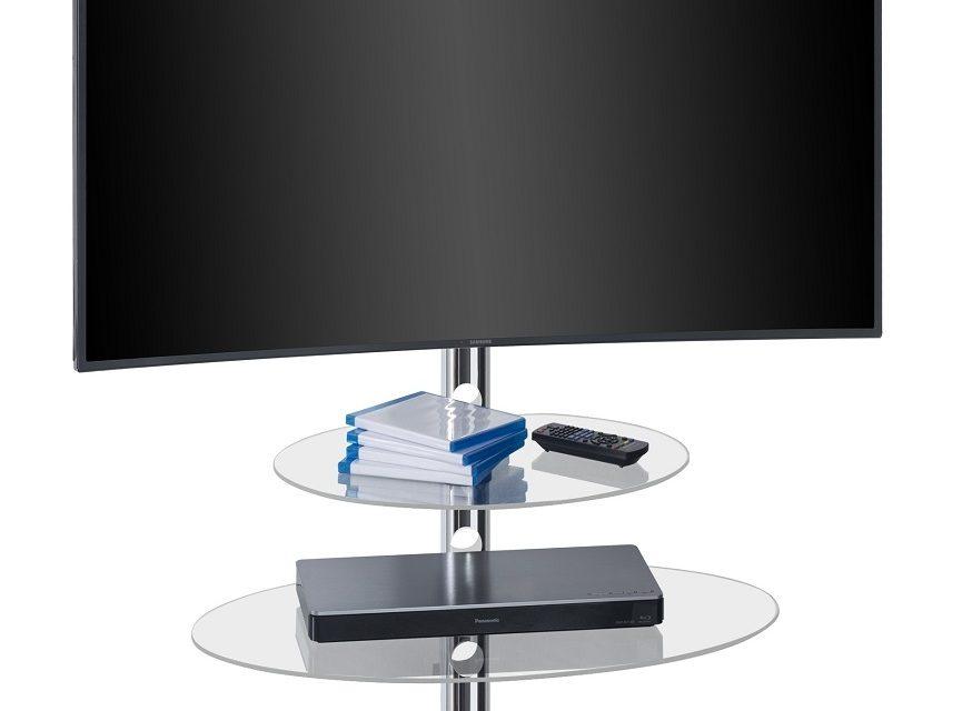 Tv-meubel Selena 110 cm breed – Wit | Bermeo