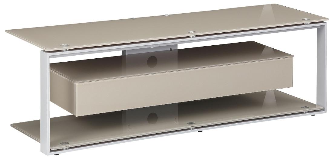 Tv-meubel Yas 130 cm breed – Zand | Bermeo