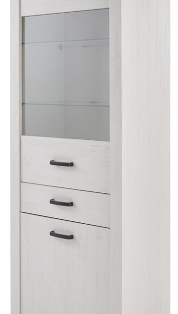 Vitrinekast Marka 194 cm hoog | Young Furniture