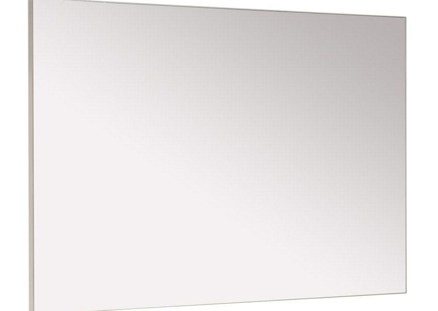 Wandspiegel Cetano 87x60x3 cm – Wit | Germania