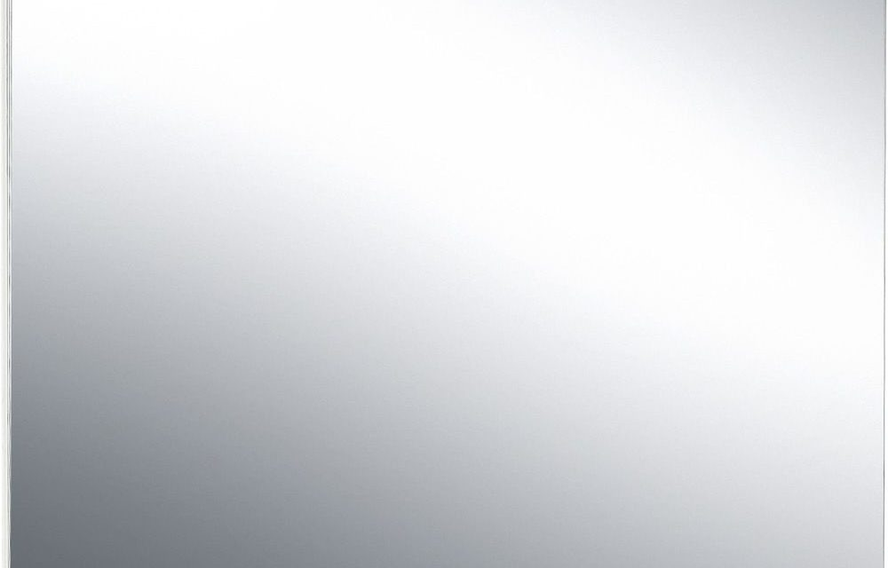 Wandspiegel Malou 87 cm breed – wit | Alamania