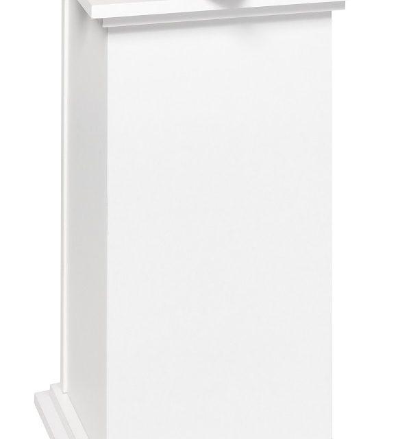 Zuil Essex 58 cm hoog – Wit | FD Furniture