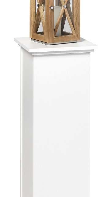 Zuil Essex 89 cm hoog – Wit | FD Furniture