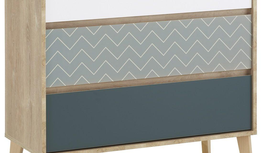 Commode Larvik van 86 cm hoog   Gamillo Furniture