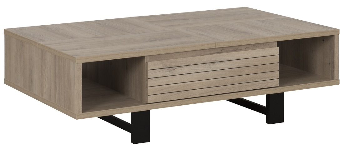 Salontafel Clay 120 cm breed in Kronberg eiken | Gamillo Furniture
