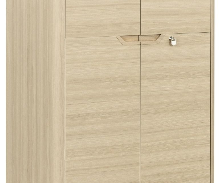 Archiefkast Absolu 118 cm hoog in eiken | Gamillo Furniture