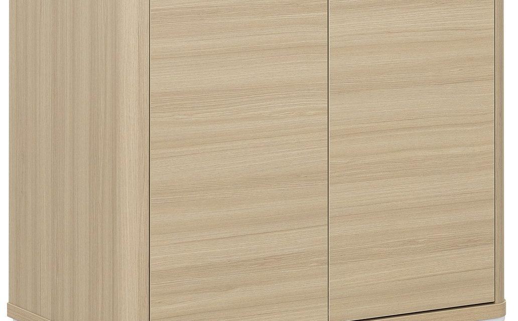Archiefkast Absolu 83 cm hoog in eiken   Gamillo Furniture