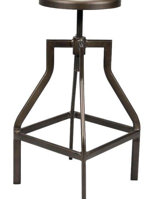 Barkruk Bistro verstelbaar 61 tot 80cm hoog met minimale afname 2 stuks | Zaloni