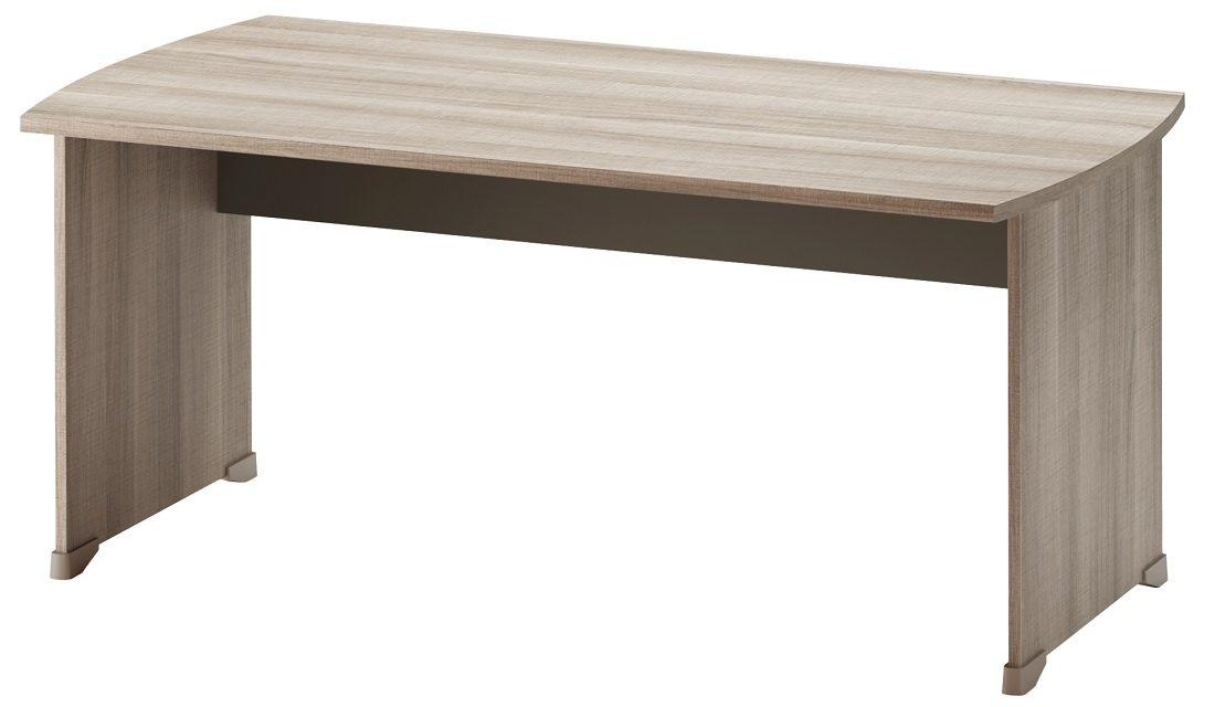 Bureau Jazz 160 cm breed in grijs eiken | Gamillo Furniture