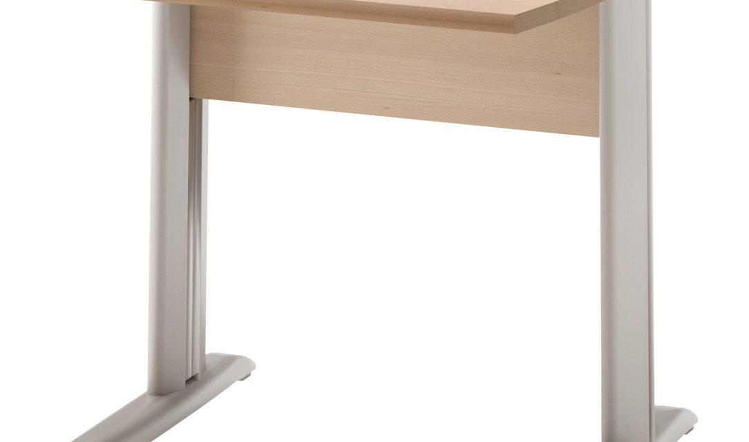 Bureau Jazz plus 80 cm breed in beuken   Gamillo Furniture