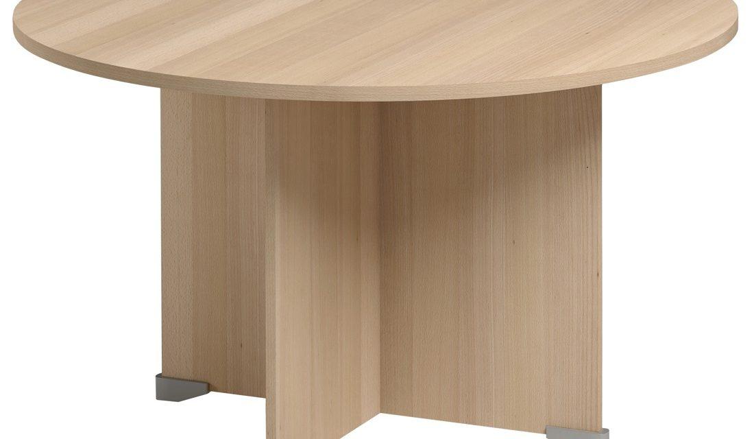 Ronde eettafel jazz van 120 cm breed in beuken | Gamillo Furniture