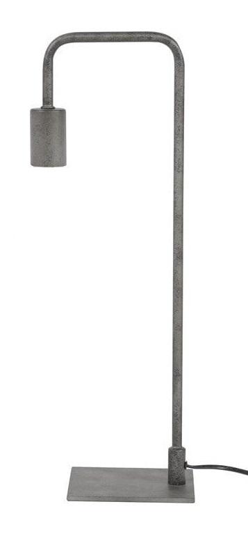 Bureaulamp Ranke 50 cm hoog – Oud zilver | Zaloni