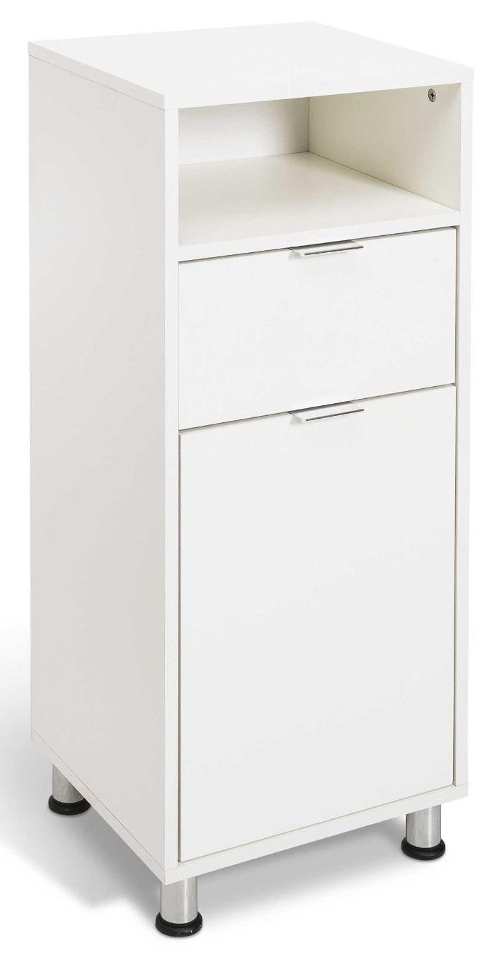 Badkamerkast Zamora 91 cm hoog in wit | FD Furniture