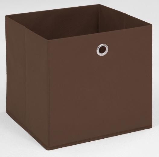 Opbergbox Mega in bruin |
