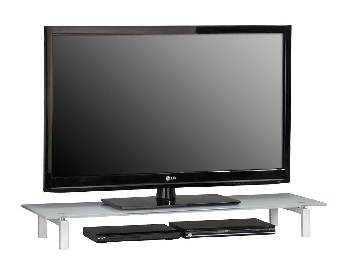 Tv-meubel Impala 110 cm breed in wit | Bermeo