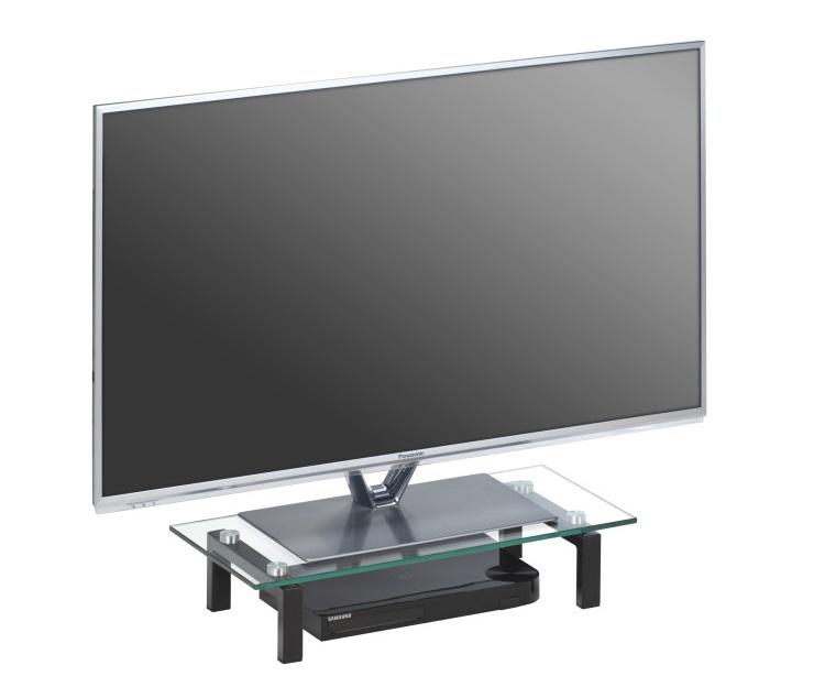 Tv-meubel Impala van 60 cm breed in zwart | Bermeo