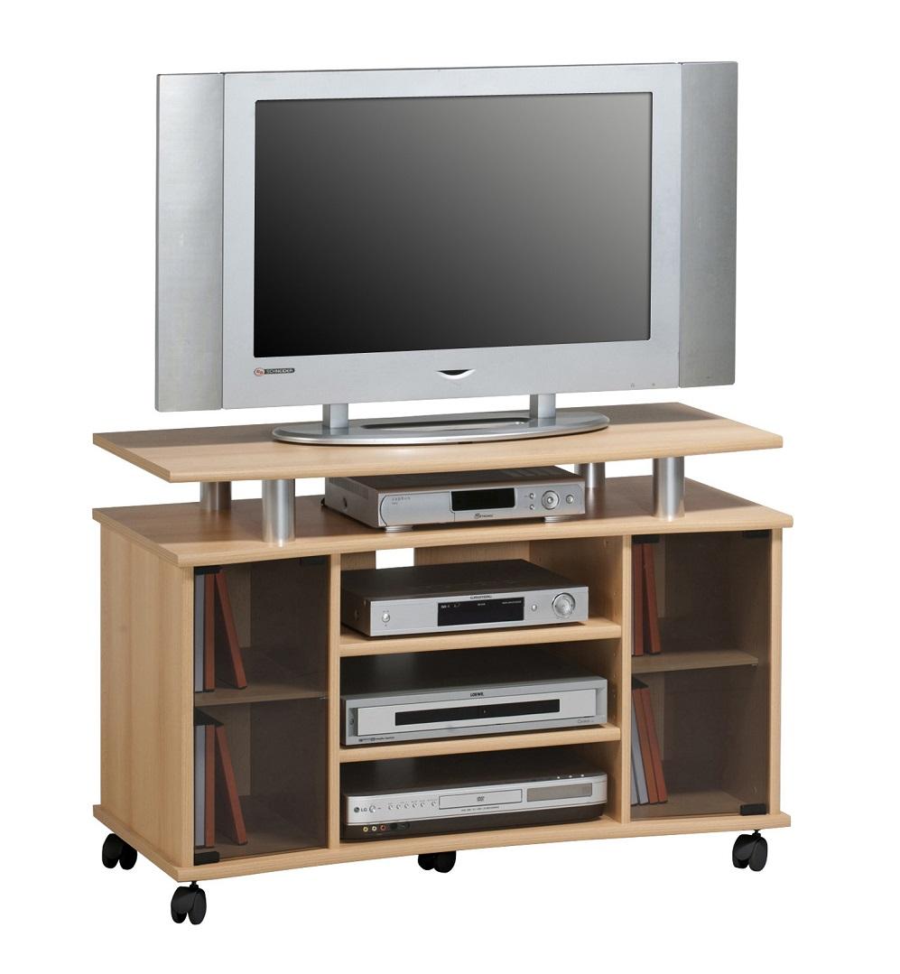 Tv-meubel Jelly 100 cm breed in edel beuken | Bermeo
