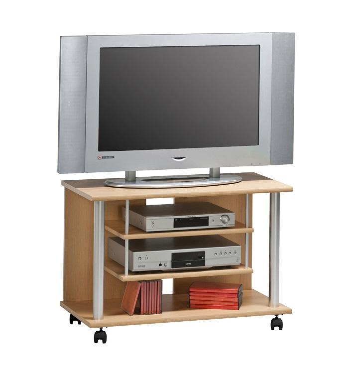 Tv-meubel Ronny 80 cm breed in edel beuken   Bermeo