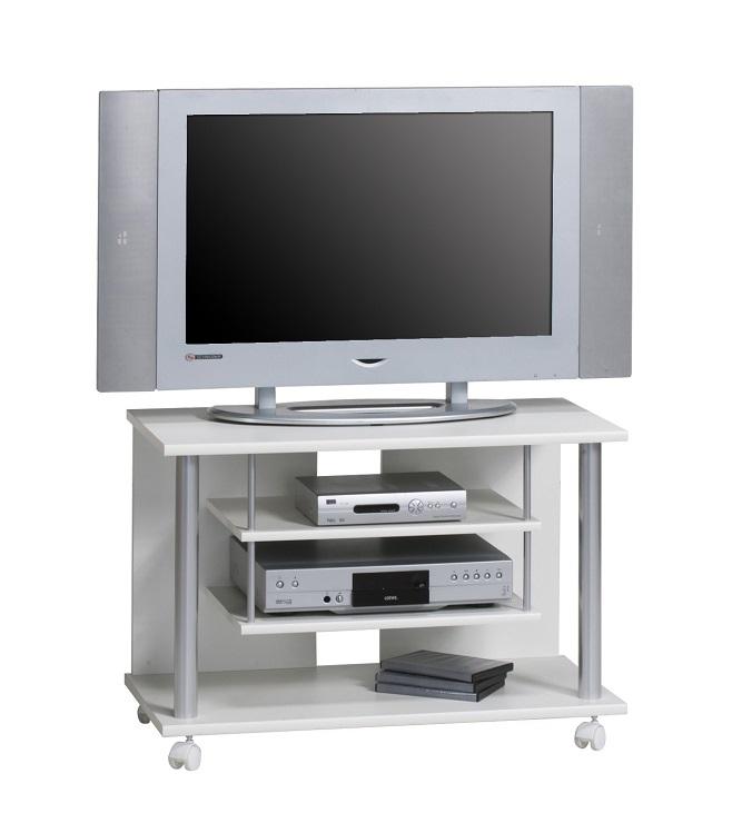Tv-meubel Ronny 80 cm breed in wit | Bermeo