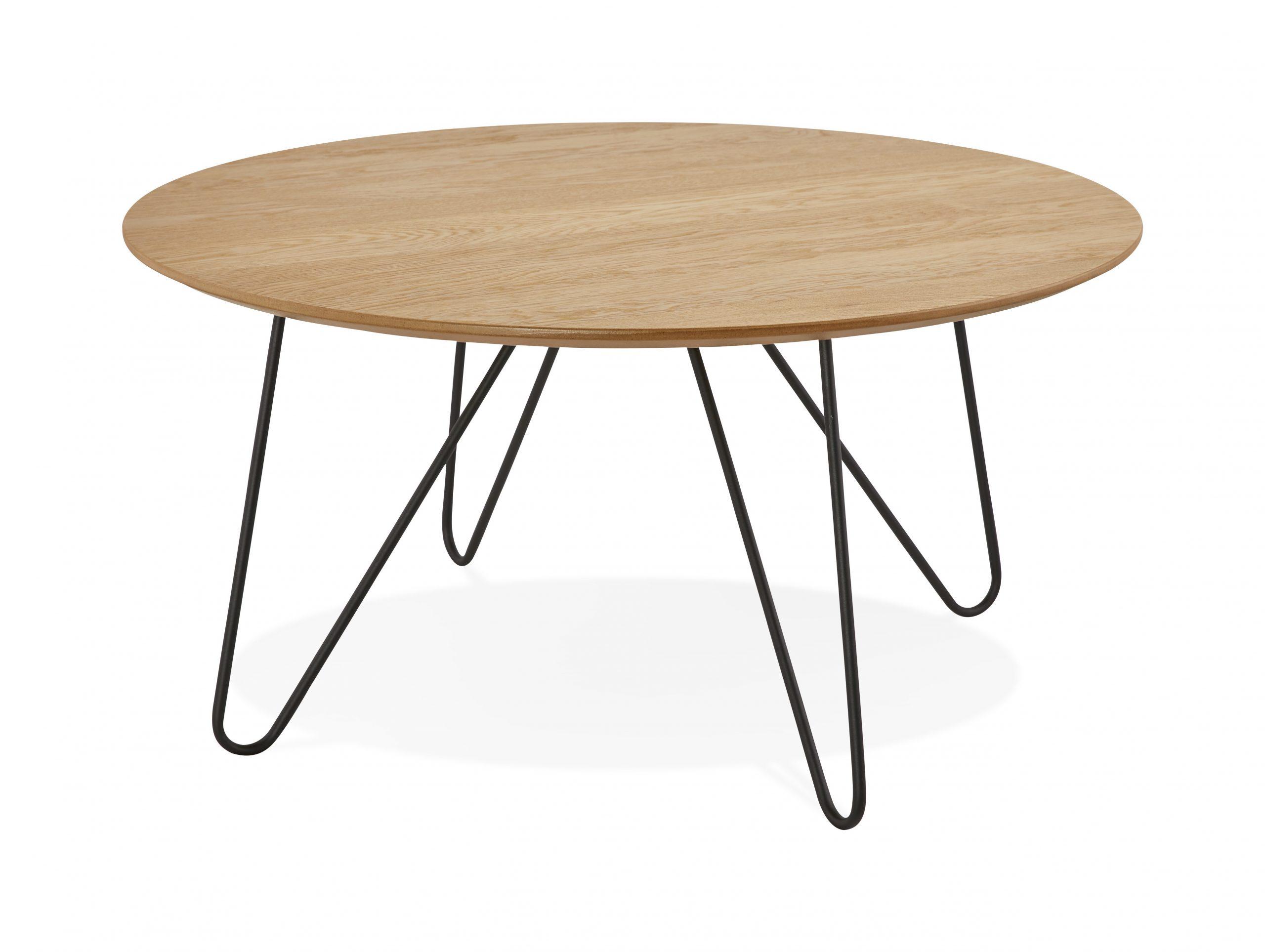 Kokoon Design Salontafel 'Runda', kleur Naturel | Kokoon Design