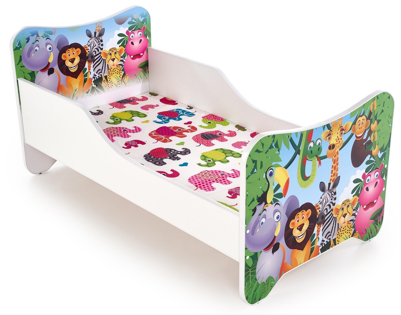 Kinderbed Madagascar 70x140cm | Home Style