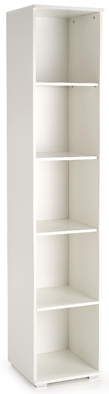 Open boekenkast Lima 40 cm breed in wit   Home Style