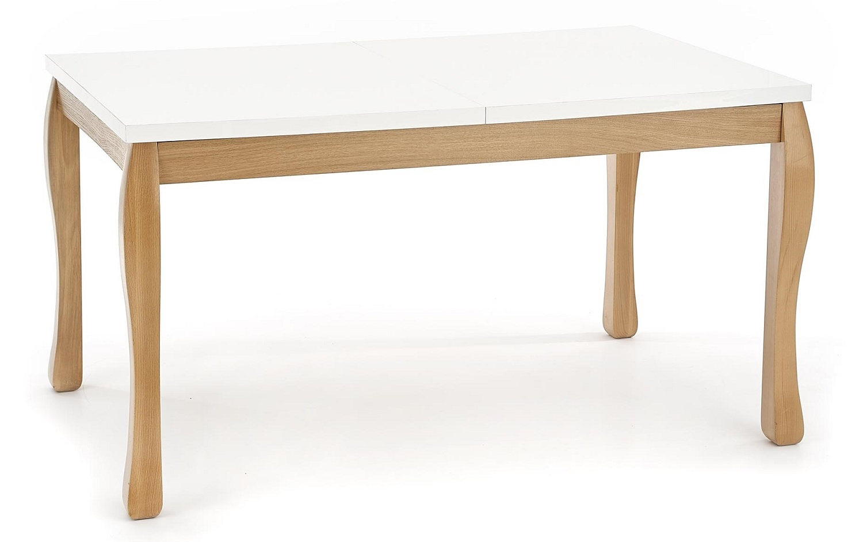 Uitschuifbare eettafel Donovan 140 tot 210 cm breed | Home Style