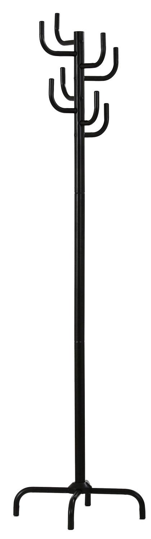 Staande kapstok Zaki 178 cm hoog in zwart | Home Style