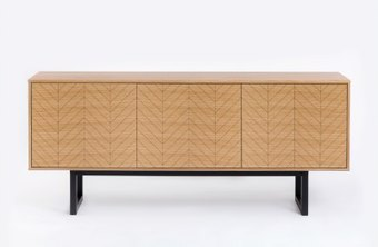 Dressoir Camden Herringbone | Woodman