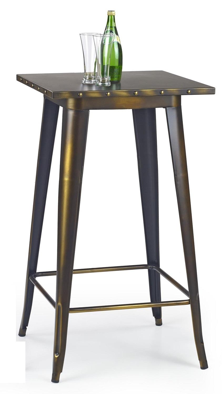 Bartafel Bubba 106 cm hoog in Koper | Home Style