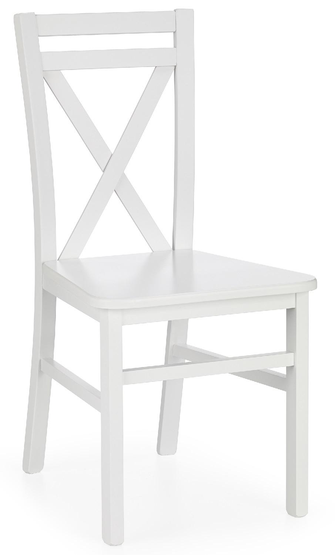 Eetkamerstoel Darius in wit | Home Style