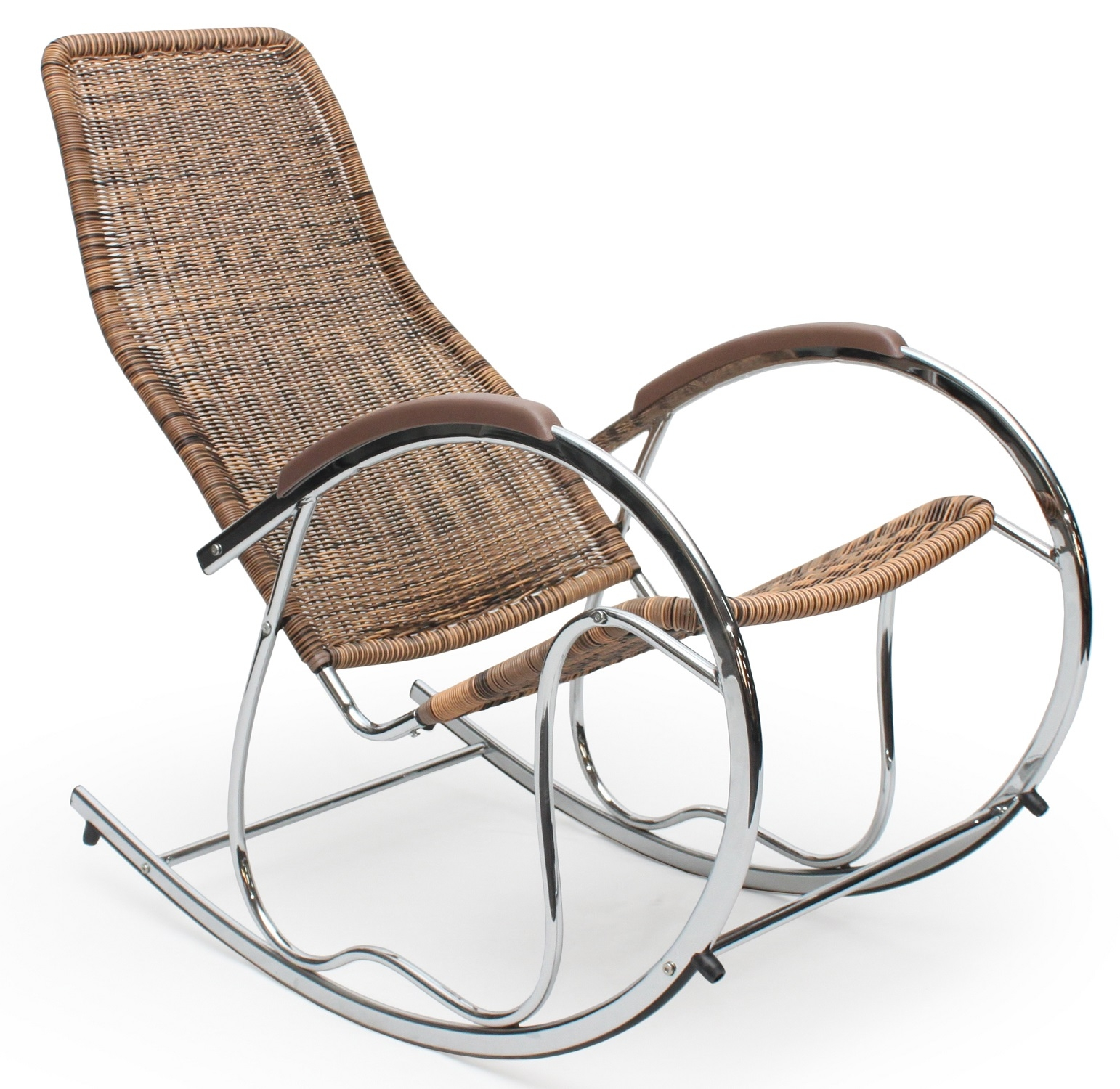 Fauteuil Ben in bruin | Home Style