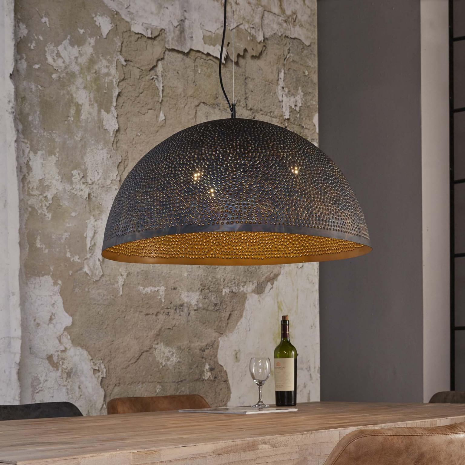 Hanglamp Murray – Zwart bruin | Zaloni